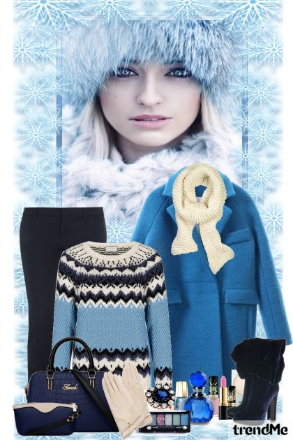 Winter Edition 6/2016 from collection Be Pretty In Winter by Mirna