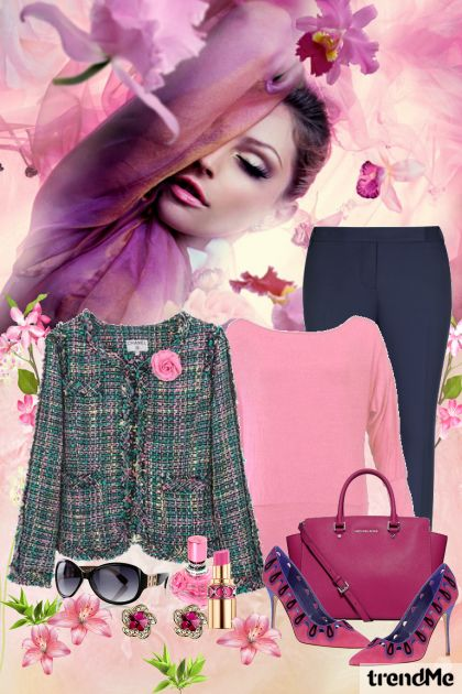 Spring Is Coming Soon из коллекции Be Pretty In Spring от Mirna