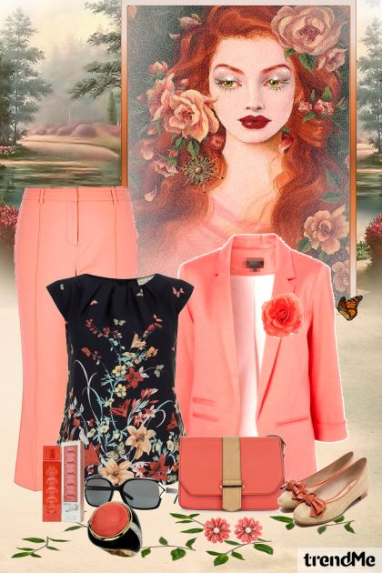 Spring Edition 2/2016 from collection Be Pretty In Spring by Mirna M