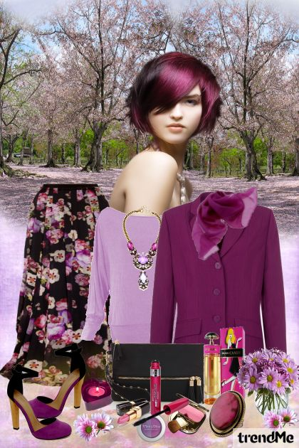 Spring Edition 3/2016 da colecção Be Pretty In Spring de Mirna