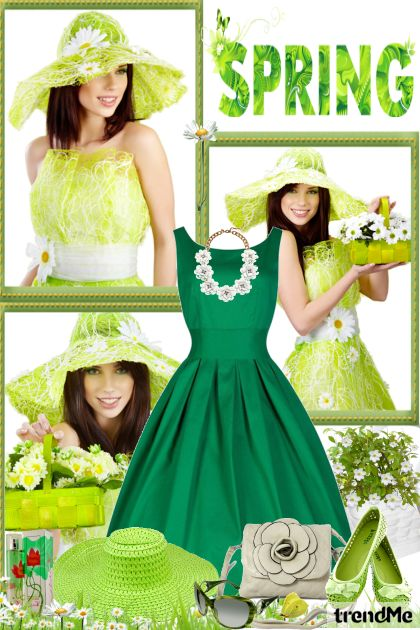Spring! from collection Be Pretty In Spring by Mirna M
