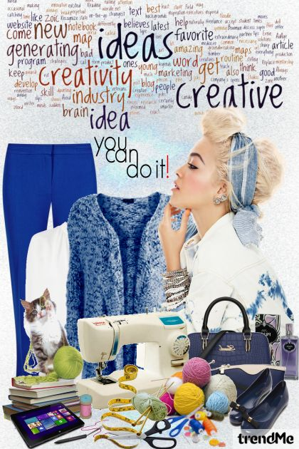 You can do whatever you want from collection Special Edition by Mirna