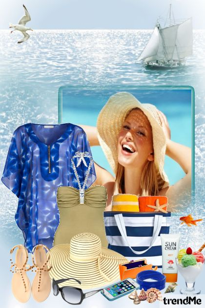 Summer Edition 1/2016 from collection Summertime by Mirna M
