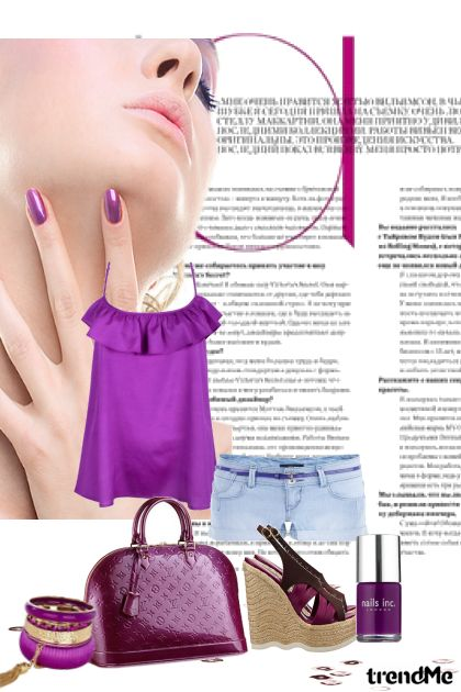 <3 violet :)