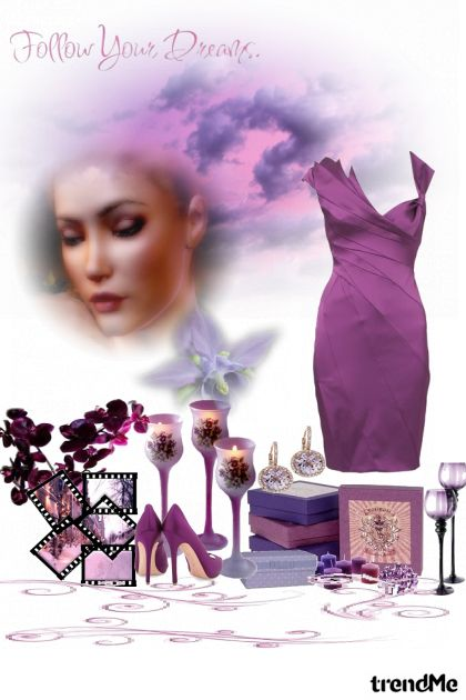 violet dream...