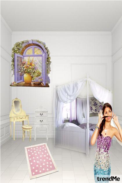 Moja soba.