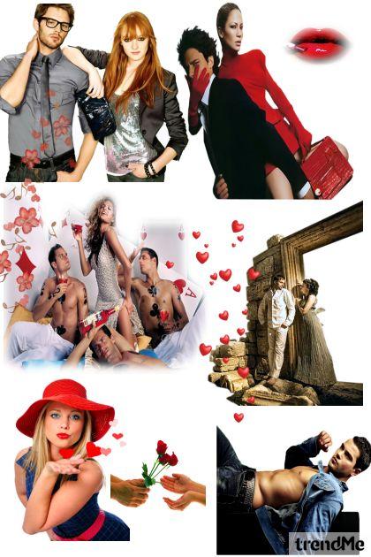 Ljubav- Fashion set