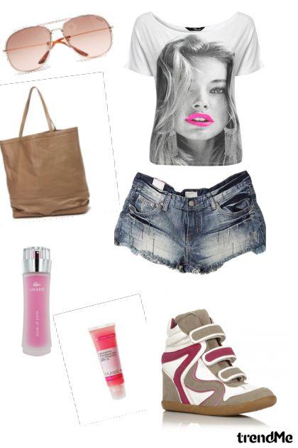 funkyAnnA's summer wardrobe