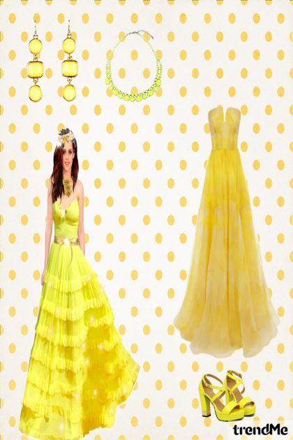 žuta kombinacija