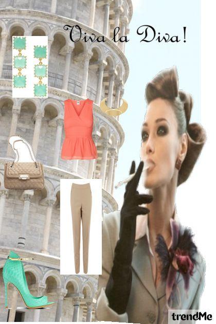 Viva la Diva!- Fashion set
