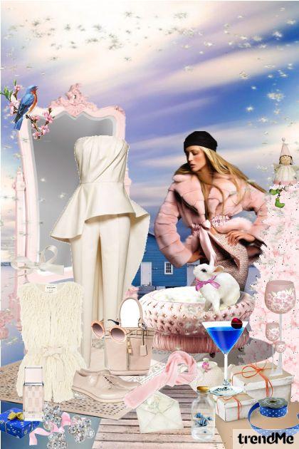 čarolija zimske noći- Combinaciónde moda