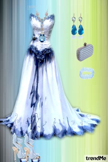 Plava elegancija