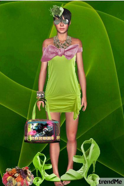 Happy green...