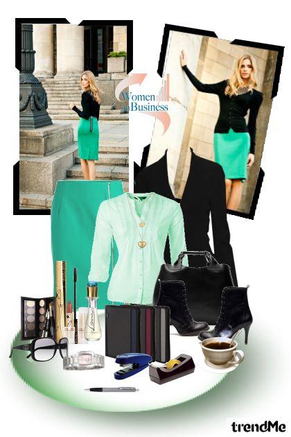 work- Combinaciónde moda