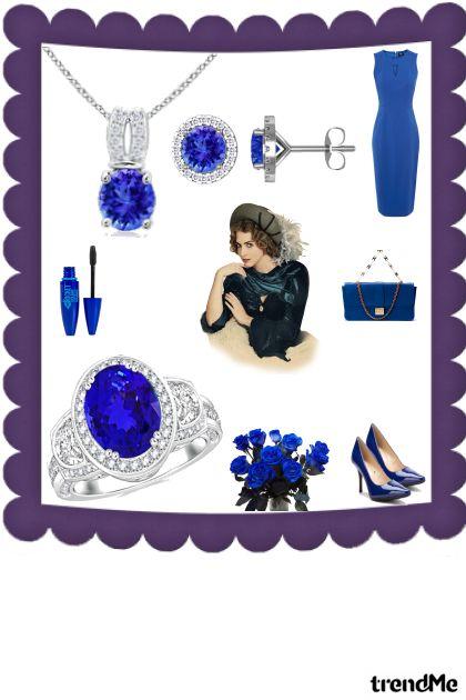 Wear the beautiful Tanzanite Jewelry