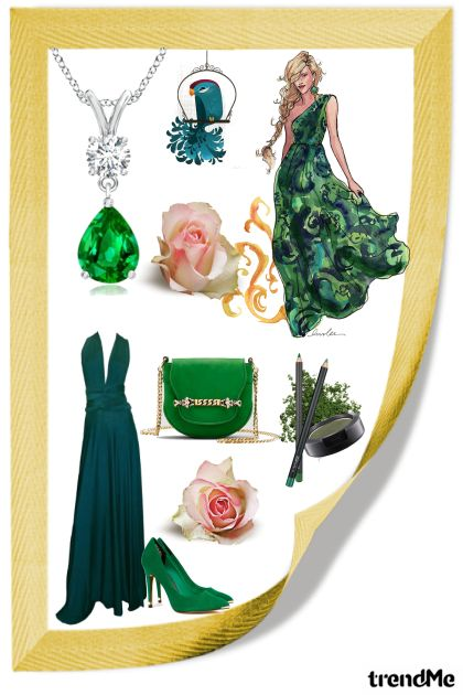 Things to Make with Your Green Jewelry