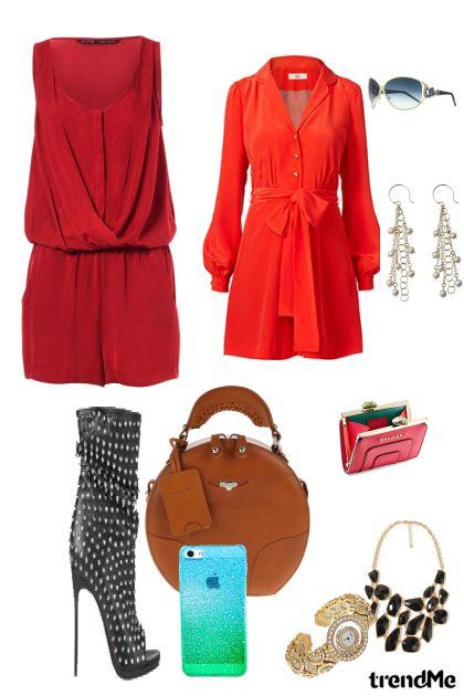 crvena moda