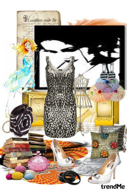 Kreativni nered- Fashion set