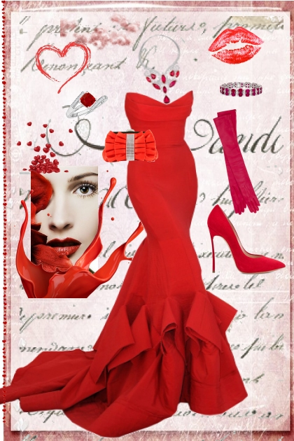 Kisses of Red