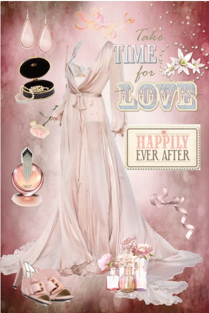 Take Time for Love - Happily Ever After