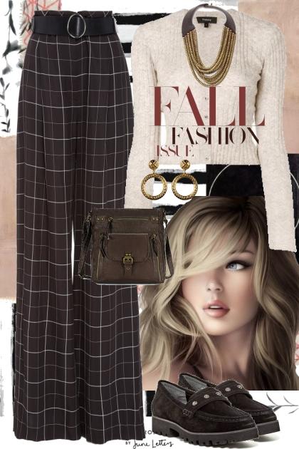 FALL FASHION ISSUE- Fashion set