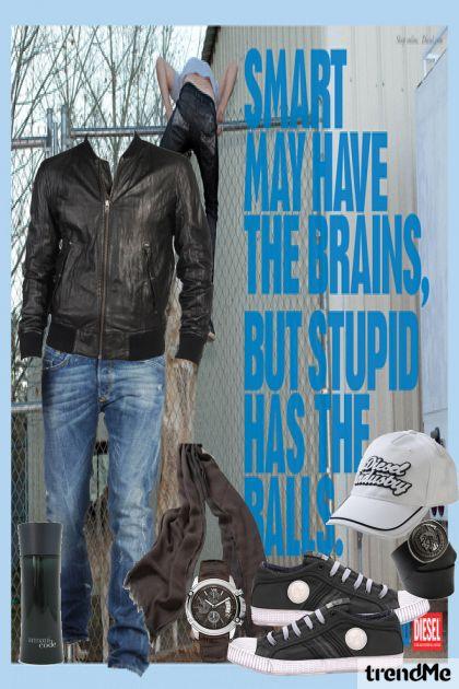 * Bad boy has no limits *- Fashion set