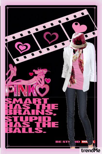 pink panther loves diesel <3