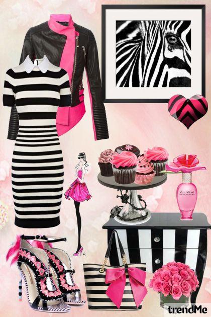 Hot pink! :)