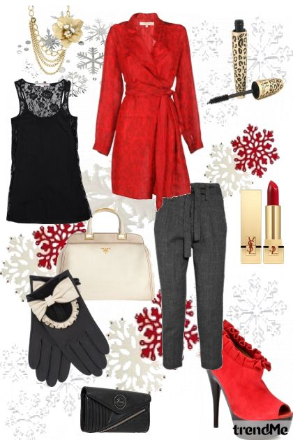 rouge d'hiver