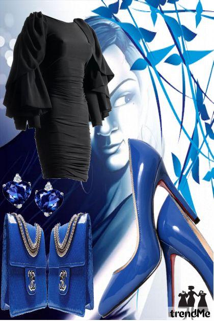 L.L blue
