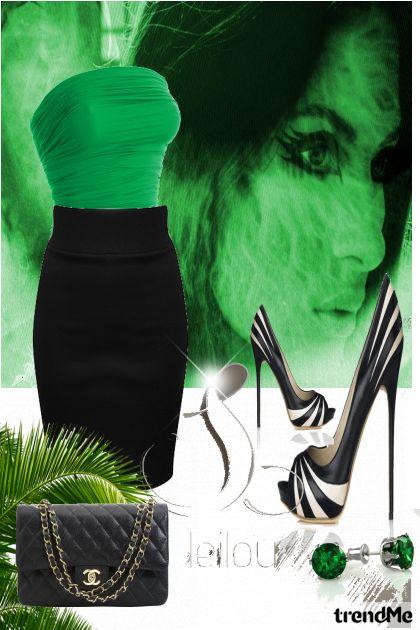 L.L green