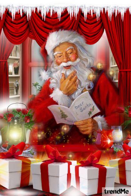 Dear Santa..........
