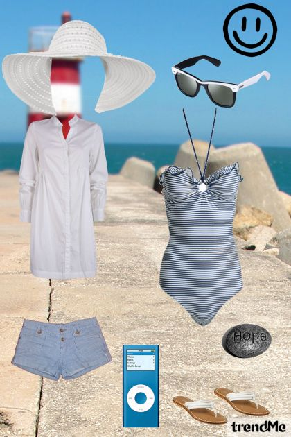 beach story
