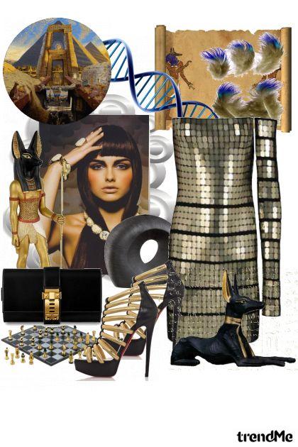 Anubisova robinja