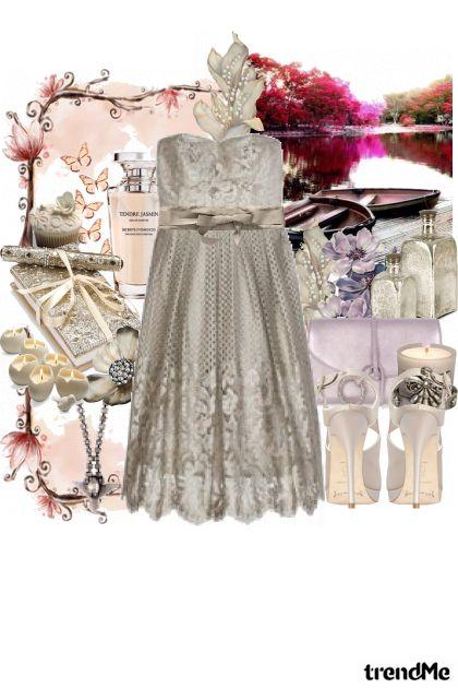 Tendre Jasmin- Fashion set
