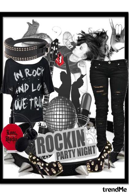 I love rock&roll