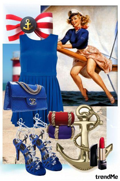 Be my sailor