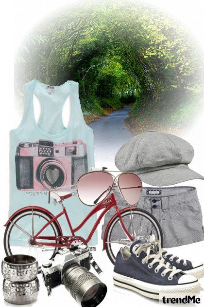 Proljetni đir biciklom ^^