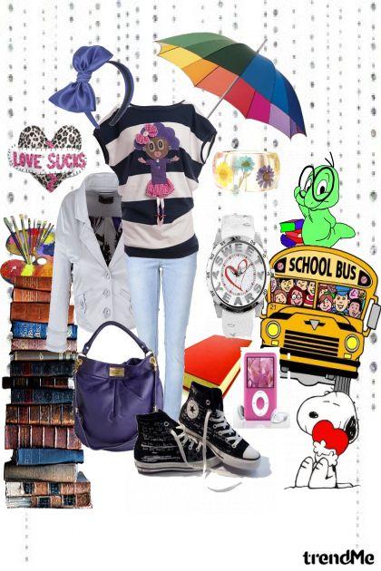 let´s go to school!