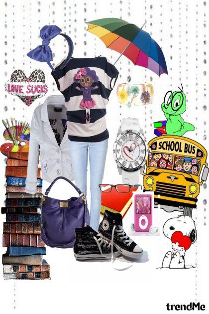 ready for school!!