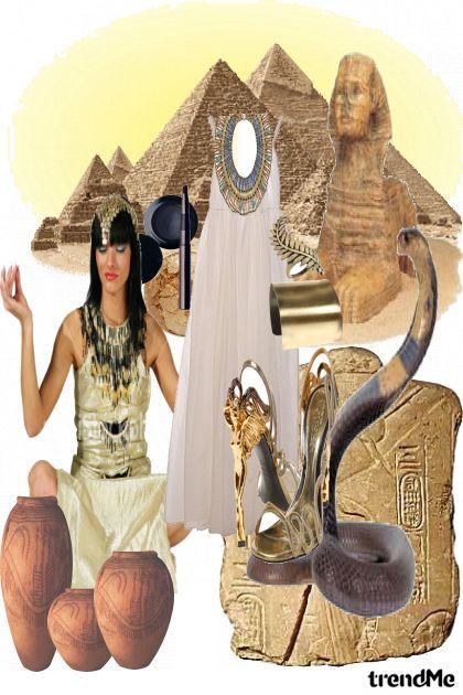 feel the egypt