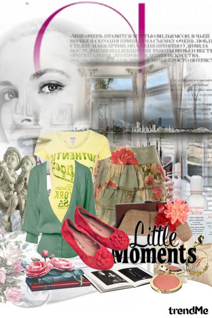 I love little moments