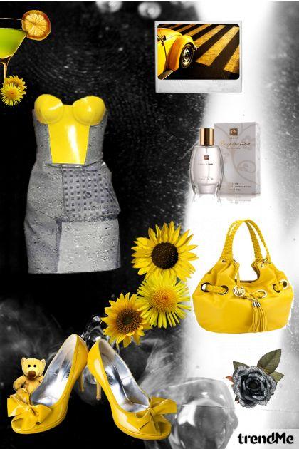 crazy yellow ;)