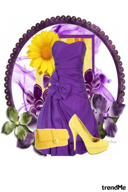 Sunny Purple..