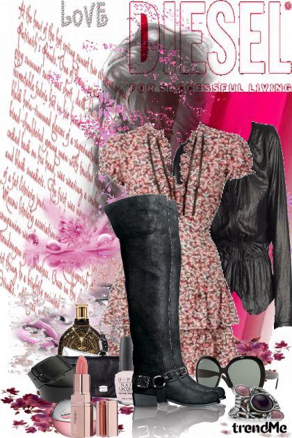 LoveDiesel751- Fashion set