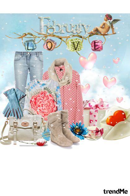 Be mine Winter Valentine