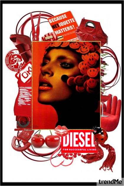 Diesel, with love