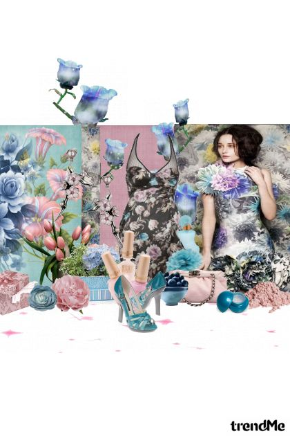 Wallpaper from collection Wishlist by NeLLe