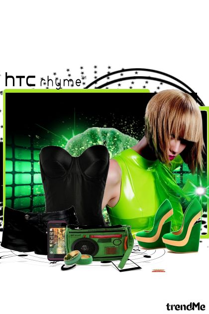zvuk mog HTC-a....