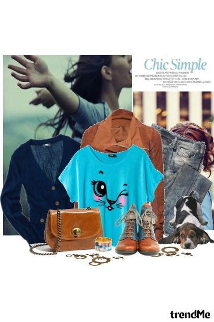 CHIC SIMPLE.,,,,